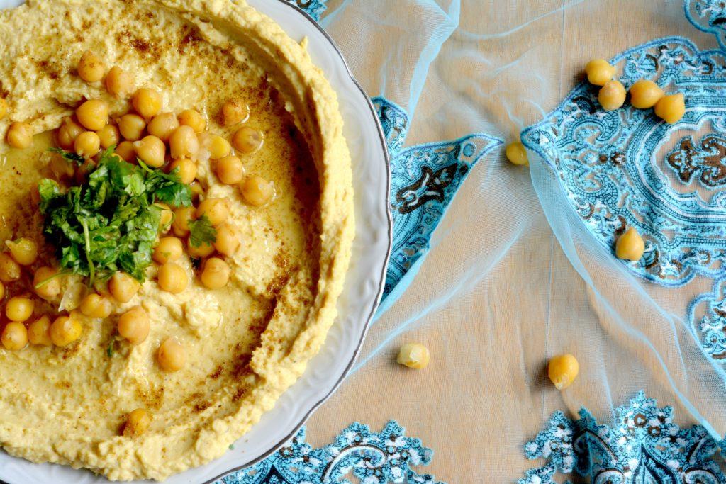 Hummus idealny ;)