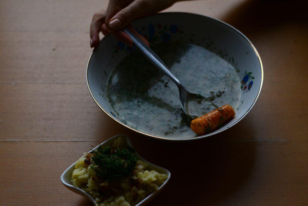 Szczawiowa i marchewka