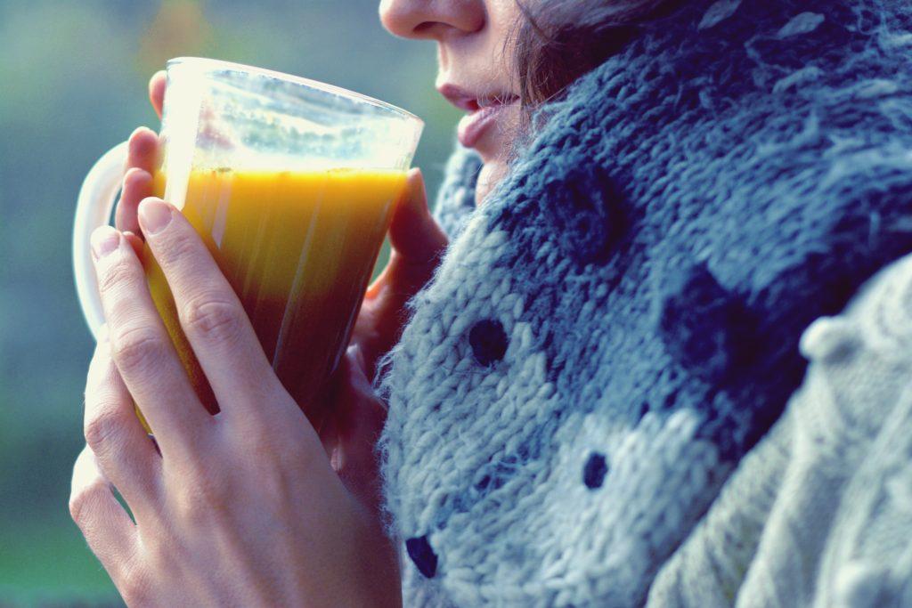 Złote mleko na odporność