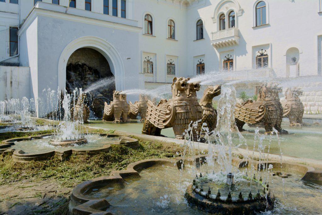 Abchazja, Suchumi starówka