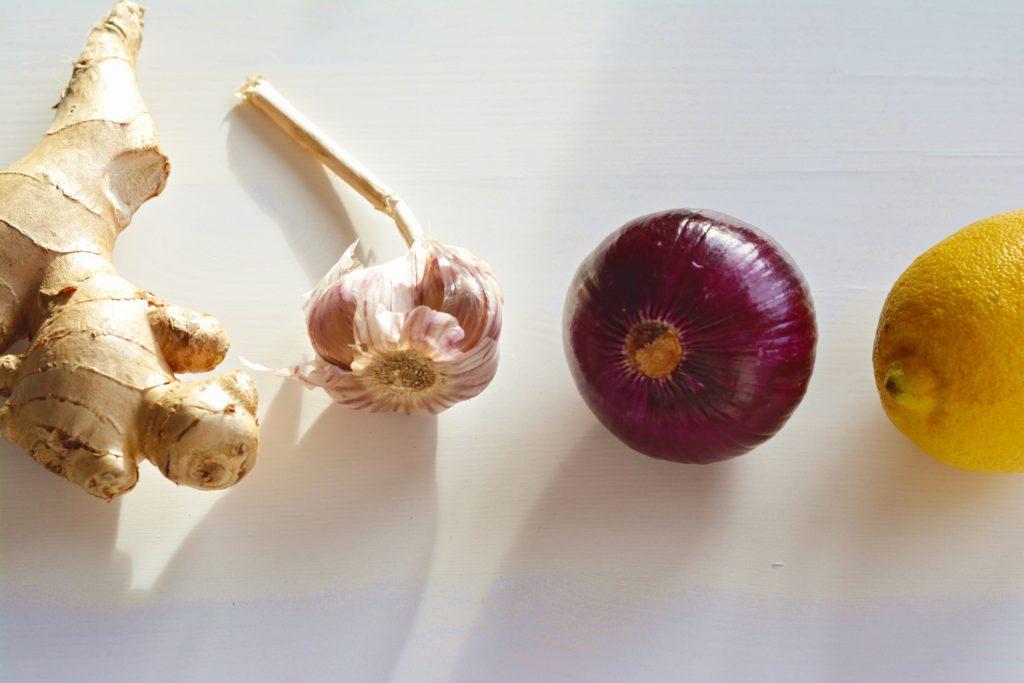 Naturalne produkty na wzmocnienie odporności