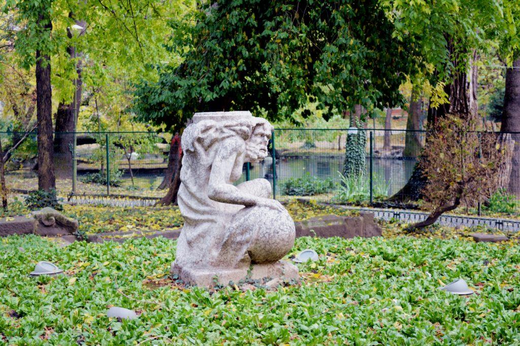 parcul cismigiu, bukareszt
