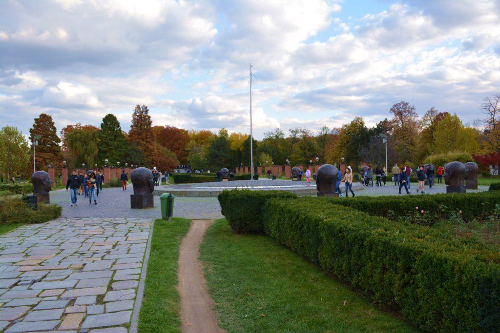 Park Herăstrău, Rumunia, Bukareszt
