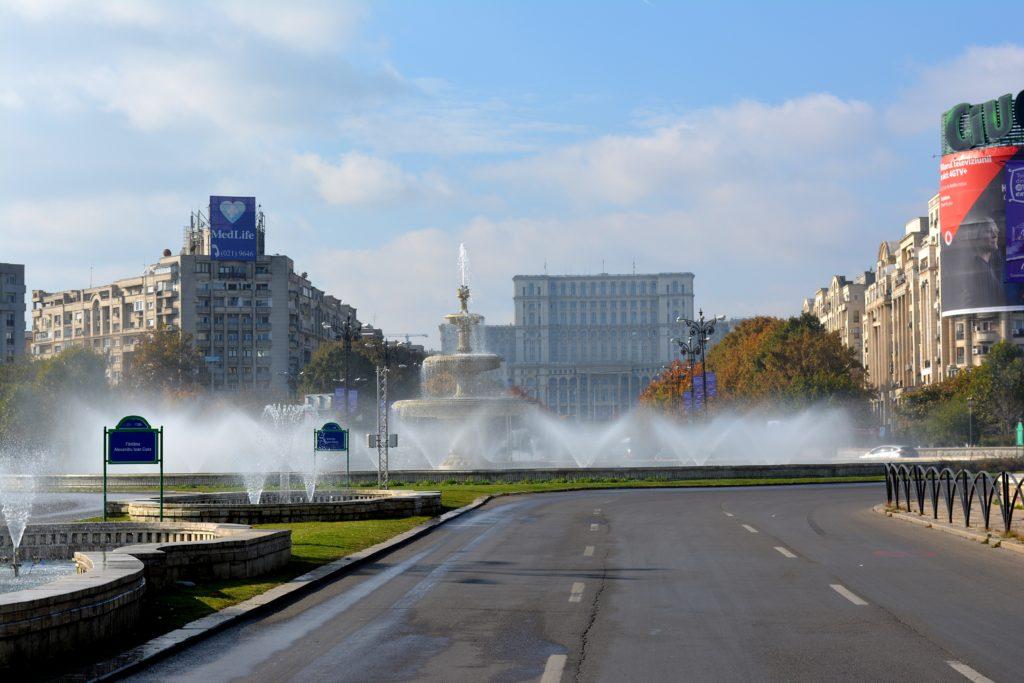 Plac Unirii Bukareszt