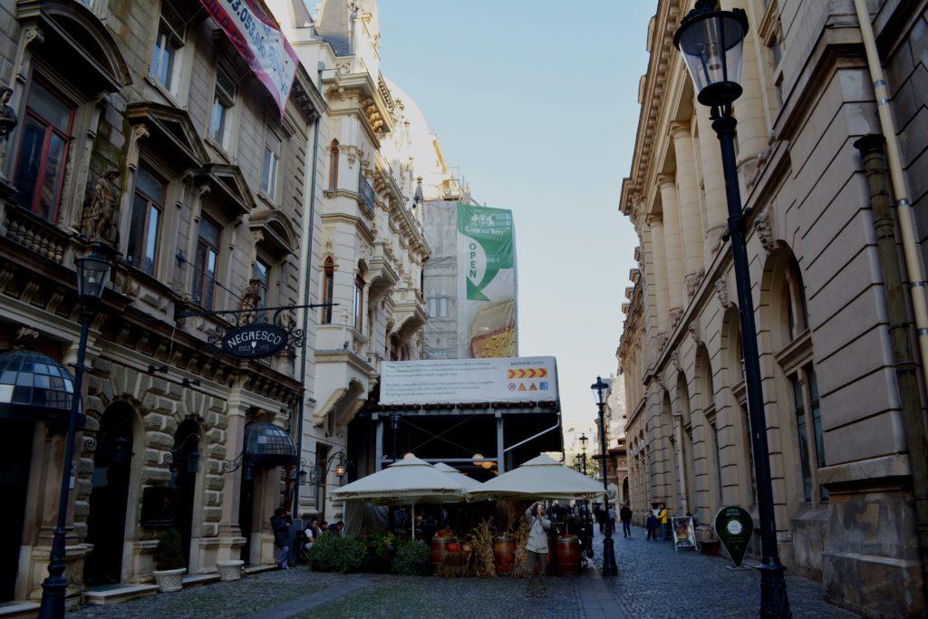 Stare miasto, Bukareszt