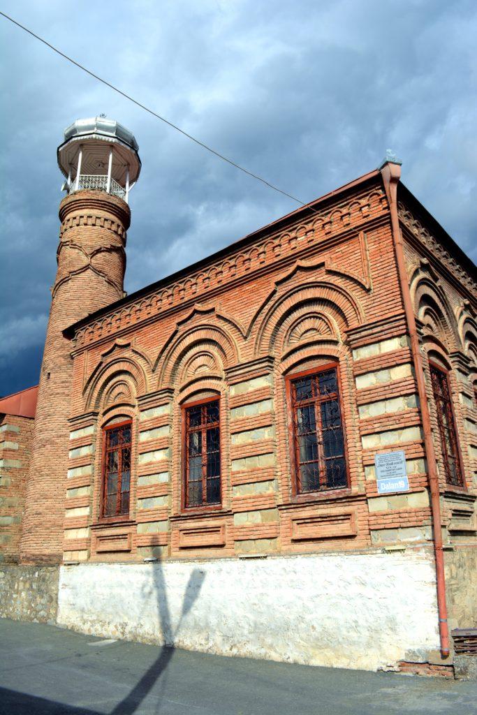 Meczet Szeki