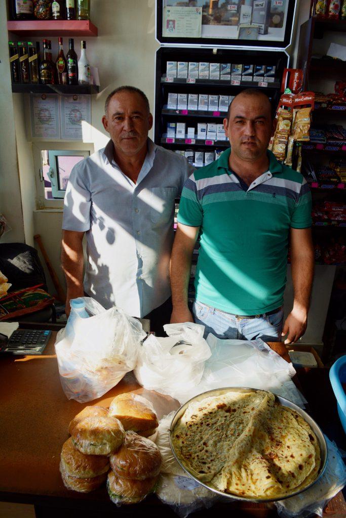 Baku sprzedawcy