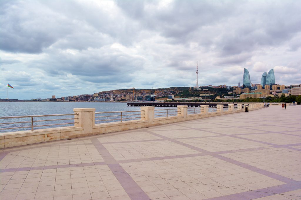Baku bulwar
