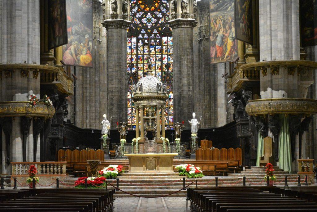 Mediolan Duomo