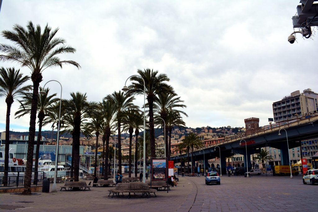 Genua Port