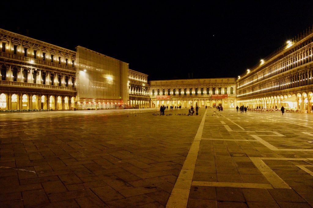 Plac św. Mark Wenecja