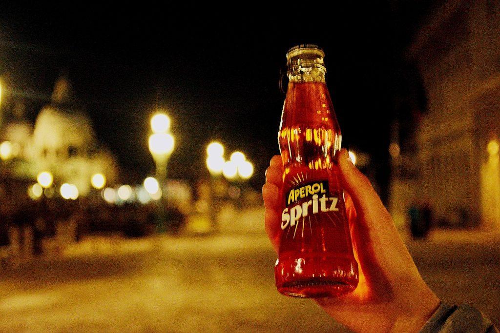 Aperol Spritz, Wenecja