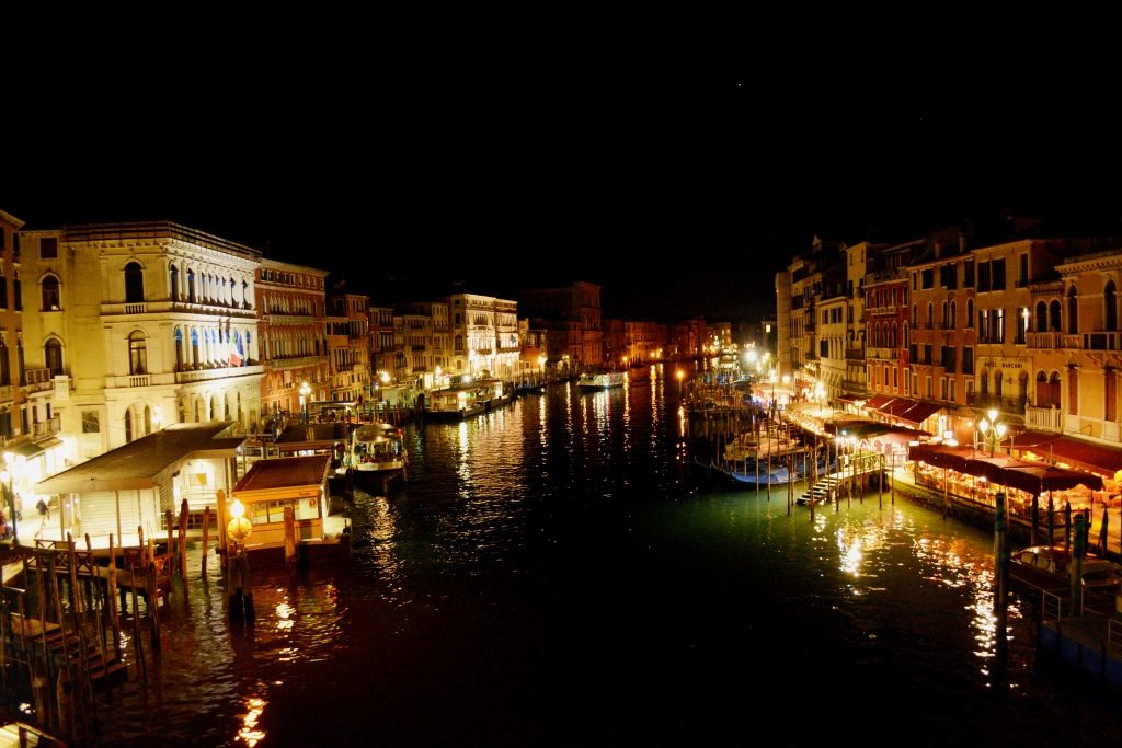 Canal Grande, Wenecja