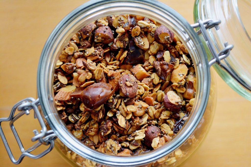 domowa granola