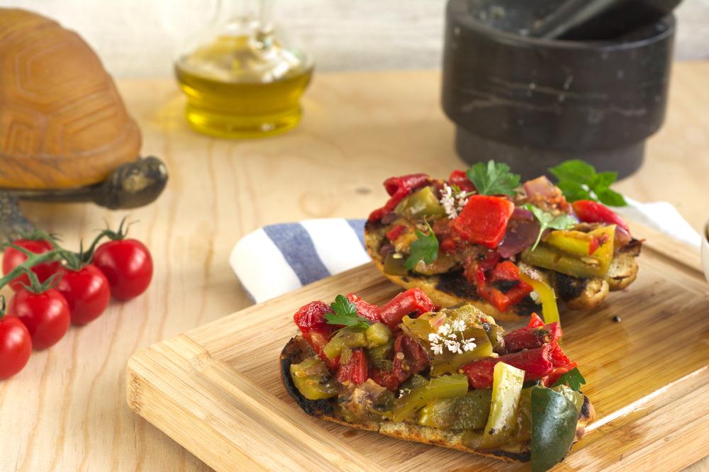Tunezyjska sałatka