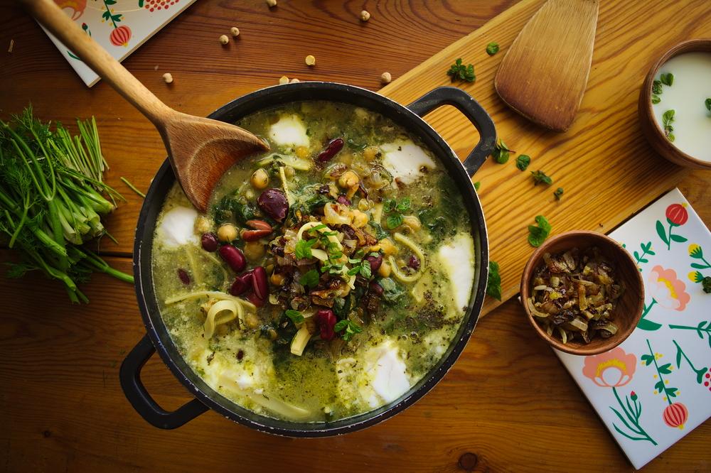 perska zupa