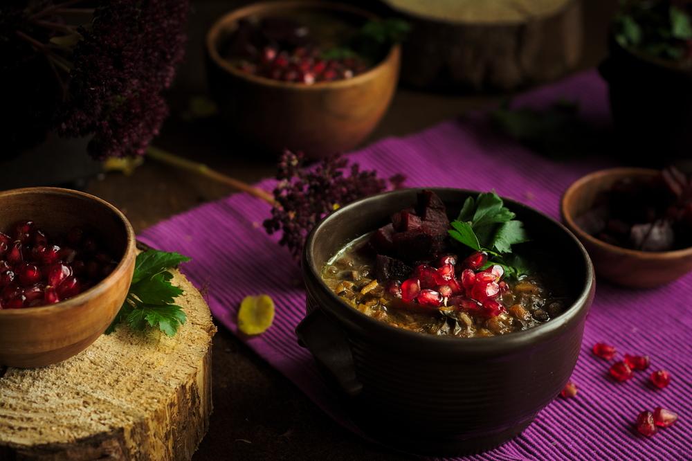 zupa z grantów