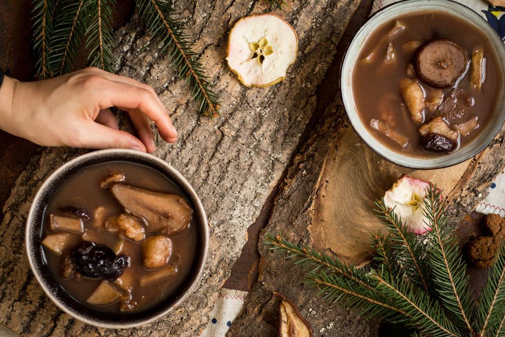 Brzadowa, zupa wigilijna
