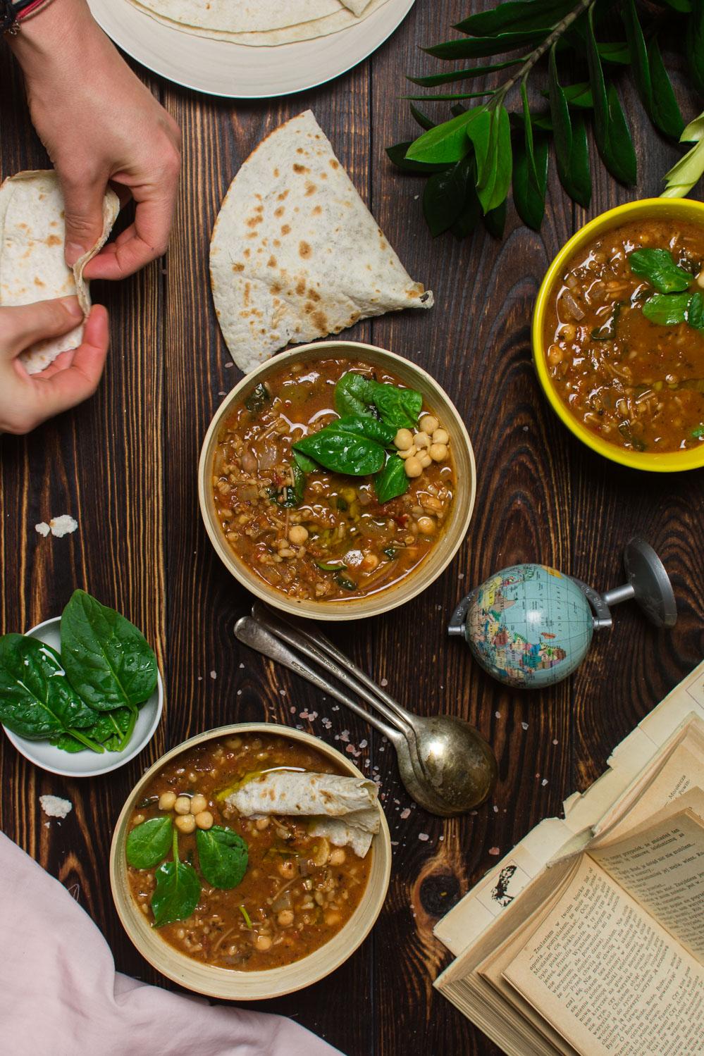 zupa z za'atarem