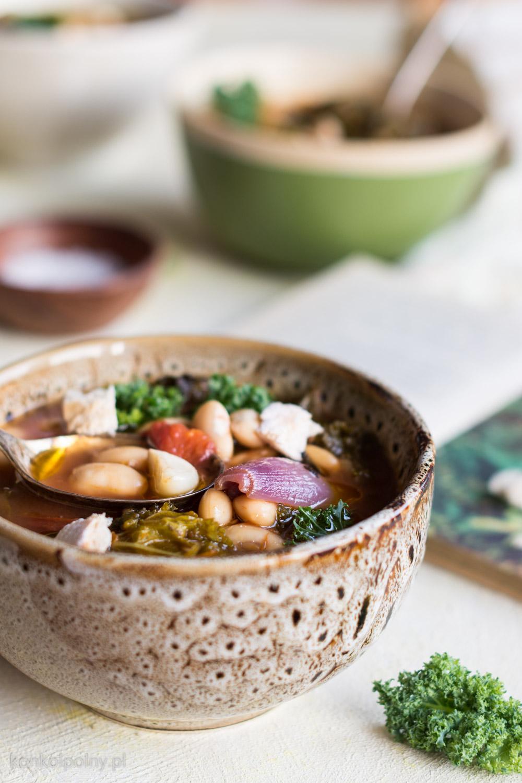 Toskańska zupa