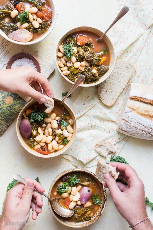 Tosksańska-zupa