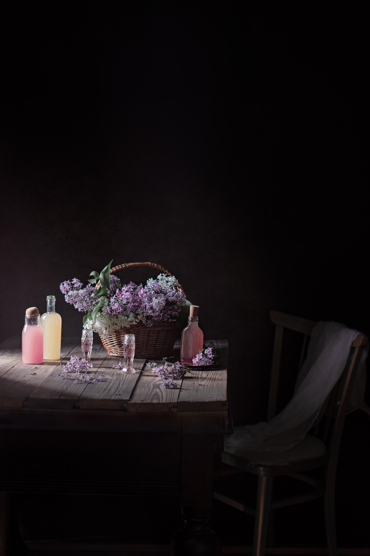 syrop z kwiatów bzu